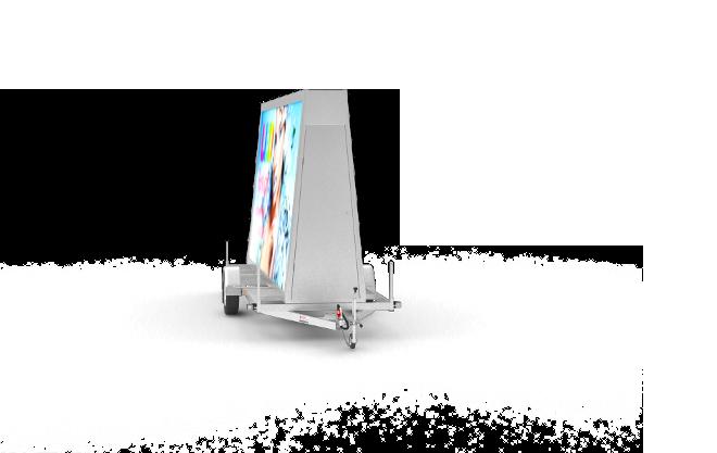 Backlight Mobilny 504x238cm
